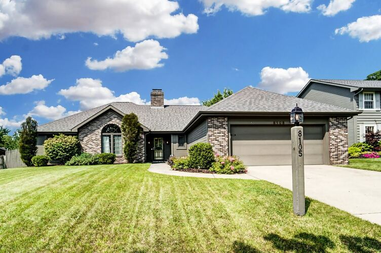 8105  Moss Grove Place Fort Wayne, IN 46825 | MLS 202136121