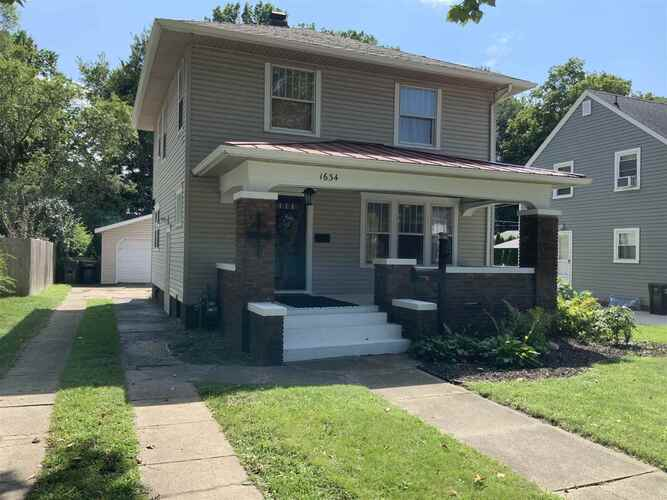 1634  Sunnymede Avenue South Bend, IN 46615 | MLS 202136215
