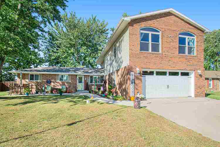 2174  Sycamore Drive Rochester, IN 46975   MLS 202140506