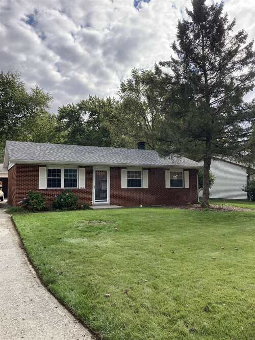 1517  Shannon Drive New Haven, IN 46774 | MLS 202143962