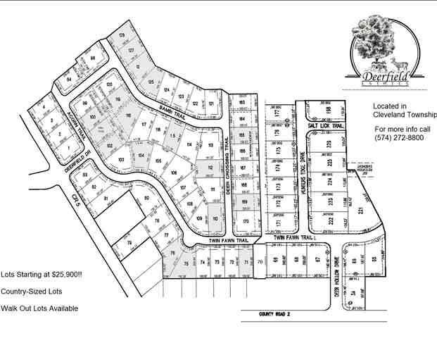 172 Deerfield Estates. Elkhart, IN 46514 | MLS 505072 | photo 1
