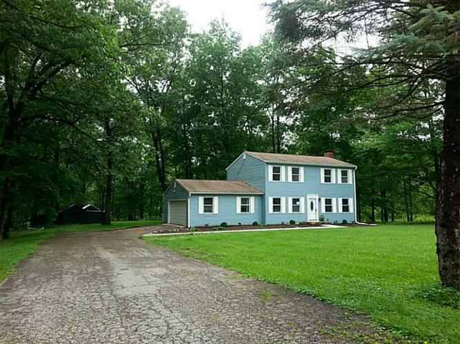 3295 MIDDLE PATTON PARK Road Martinsville, IN 46151   MLS 21297398   photo 1