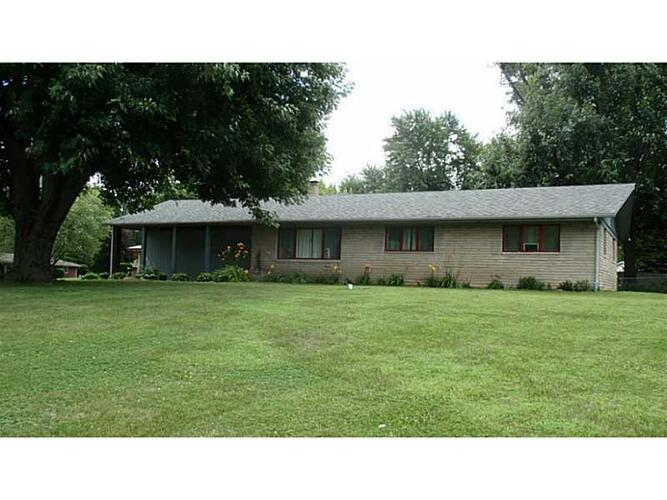 7219 FOREST PARK Drive Indianapolis, IN 46217 | MLS 21302313 | photo 1