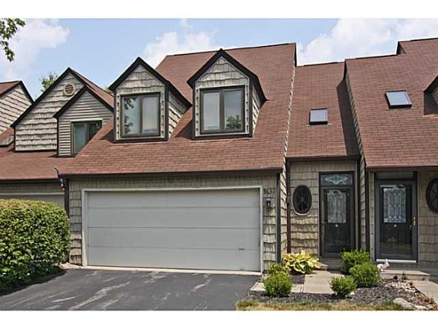 9631 N HIGHGATE Circle Indianapolis, IN 46250 | MLS 21184904