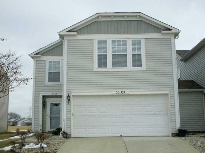 3563  Cork Bend Drive Indianapolis, IN 46239   MLS 21339633