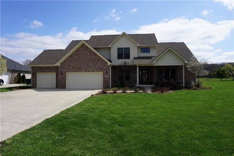 2795 Southampton Drive Martinsville, IN 46151   MLS 21401619   photo 1
