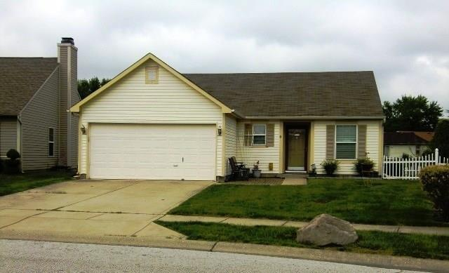 3452  Montgomery Drive Indianapolis, IN 46227 | MLS 21415192