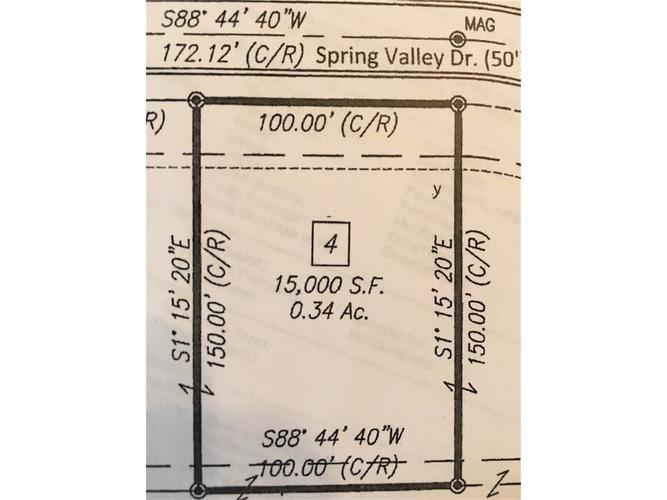 8083  Spring Valley Drive Plainfield, IN 46168 | MLS 21424127