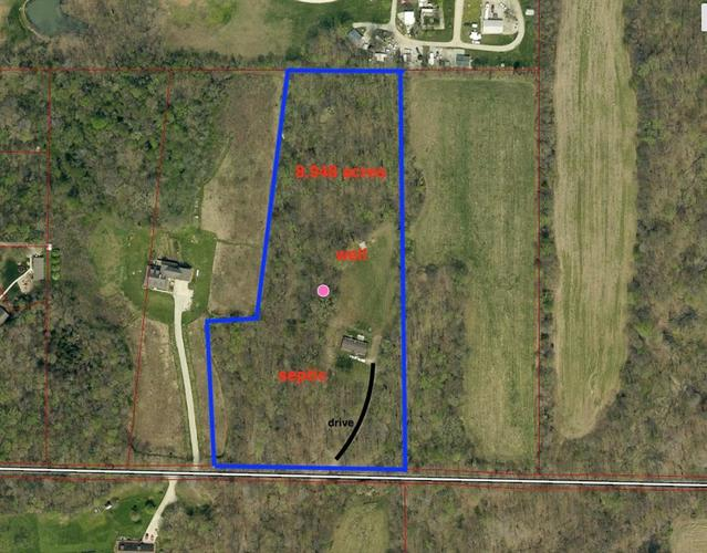 9900  County Road 375  Paragon, IN 46166 | MLS 21475129