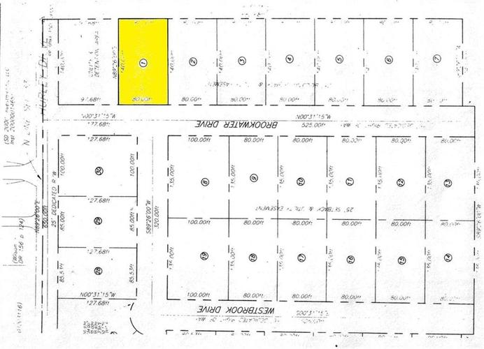 Lot 1 Brookwater Drive North Vernon, IN 47265 | MLS 21493694 | photo 2