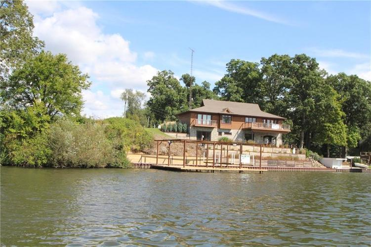 6586 N Shafer Drive Monticello, IN 47960   MLS 21510928