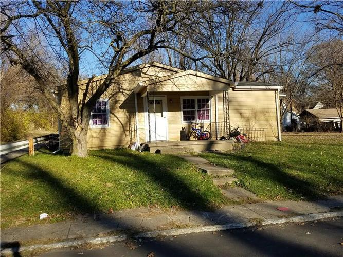 1531 N Beville Avenue Indianapolis, IN 46201   MLS 21520621