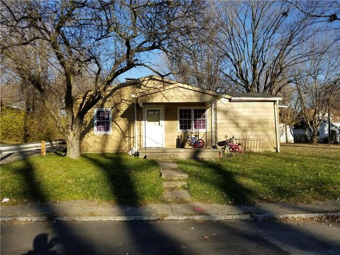 1531 N Beville Avenue Indianapolis, IN 46201 | MLS 21520621 | photo 2