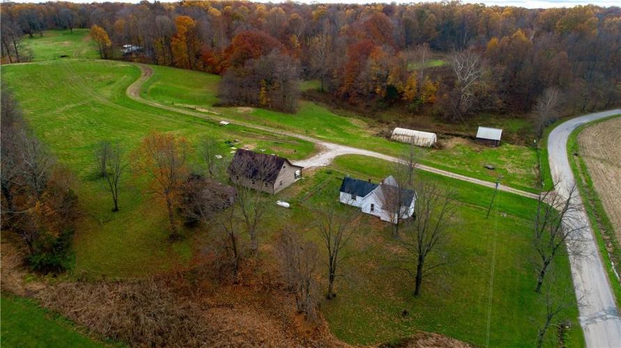 7411 N Kivett Road Monrovia, IN 46157 | MLS 21524143