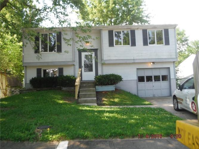 11351  Coolee Circle Indianapolis, IN 46229 | MLS 21542629