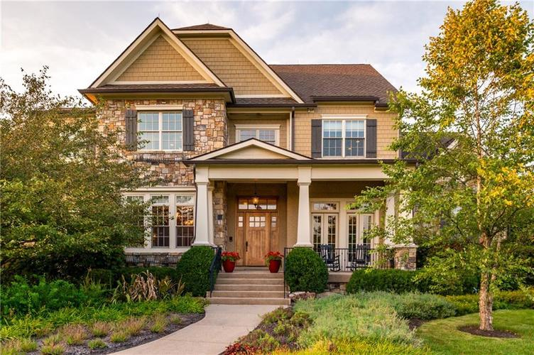 7490 Hunt Country Lane Zionsville, IN 46077 | MLS 21548067 | photo 1