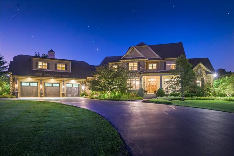 7490 Hunt Country Lane Zionsville, IN 46077 | MLS 21548067 | photo 46