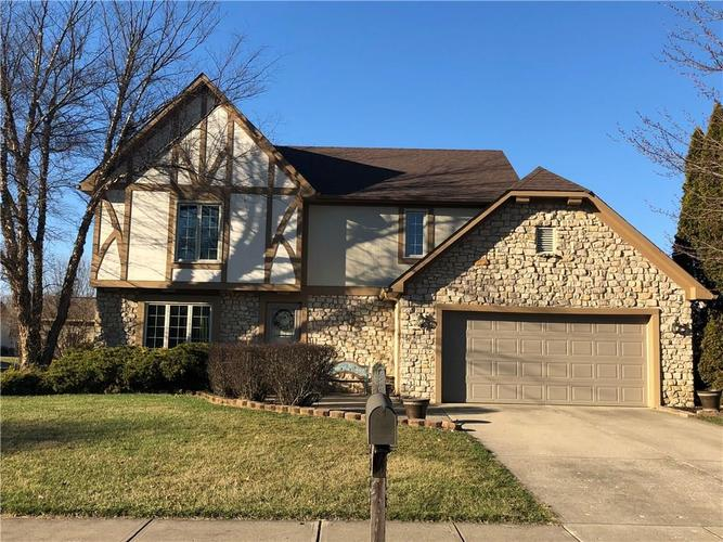 9928  Shahan Court Indianapolis, IN 46256 | MLS 21551261