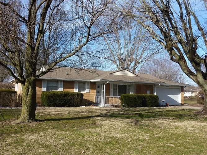 1810 W 200 North  Anderson, IN 46011   MLS 21554316