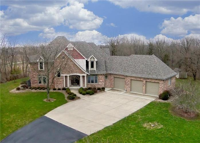 2950 S County Road 625 Road Plainfield, IN 46168 | MLS 21554377