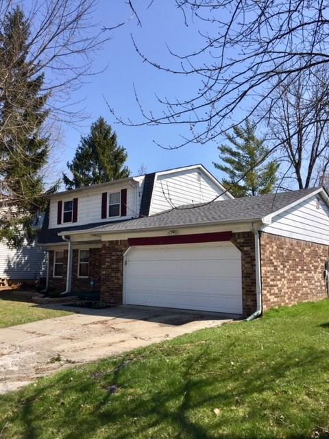 5513 S Pappas Drive Indianapolis, IN 46237   MLS 21557707