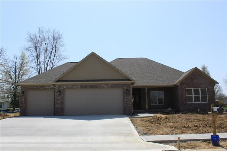 8211  Spring Valley Drive Plainfield, IN 46168 | MLS 21559519
