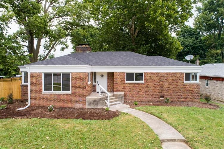 3704  Watson Road Indianapolis, IN 46205 | MLS 21563801
