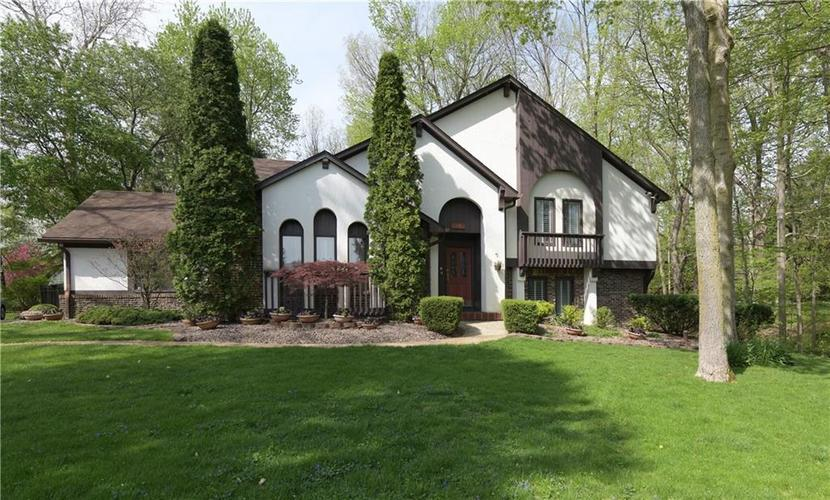 7717  DANDY Court Indianapolis, IN 46254 | MLS 21564274