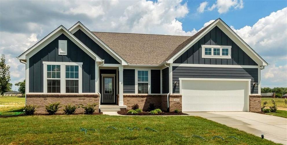 8514  Ironcrest Drive Indianapolis, IN 46259 | MLS 21565706