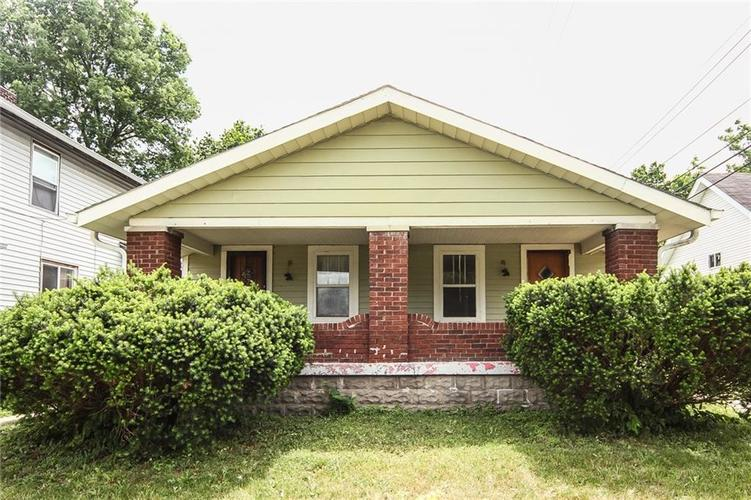 451 W 28th Street Indianapolis, IN 46208 | MLS 21567160