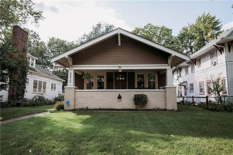 4572  Guilford Avenue Indianapolis, IN 46205 | MLS 21567292
