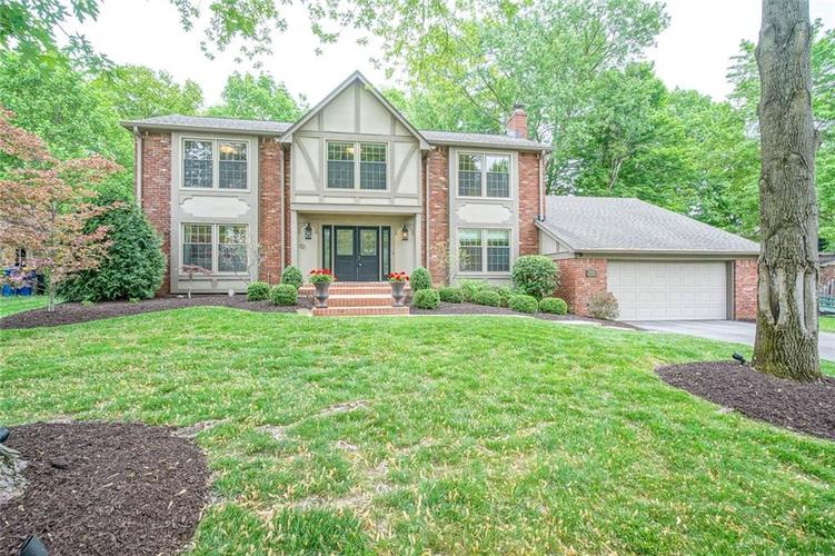 7229 Dover Court Indianapolis, IN 46250 Photo 1