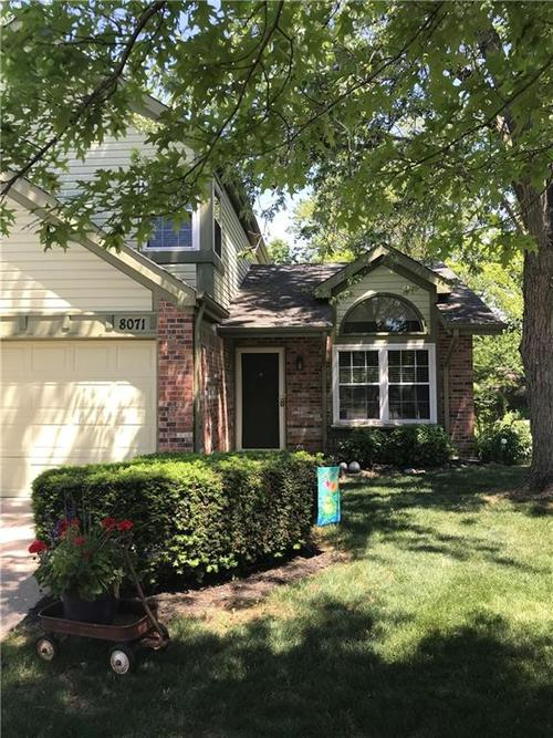 8071  Stonebranch East Drive Indianapolis, IN 46256 | MLS 21567624