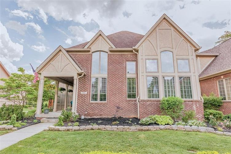 7661  Carriage House Way Zionsville, IN 46077 | MLS 21569688