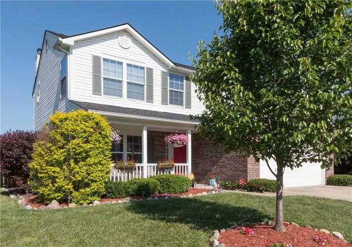 2328  Black Gold Drive Indianapolis, IN 46234 | MLS 21569725