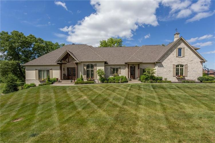 11628 Willow Springs Drive Zionsville, IN 46077 | MLS 21569758 | photo 1