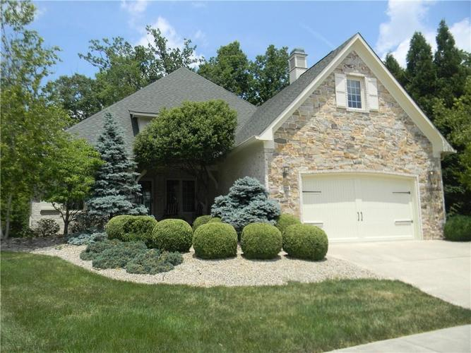3304  Nottinghill Drive Plainfield, IN 46168 | MLS 21569849