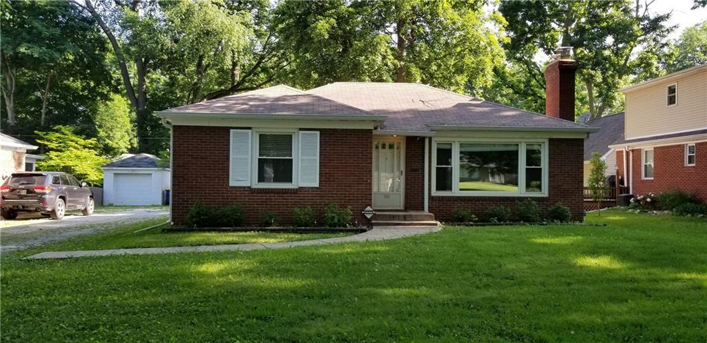 1156 E 56TH Street Indianapolis, IN 46220 | MLS 21570127