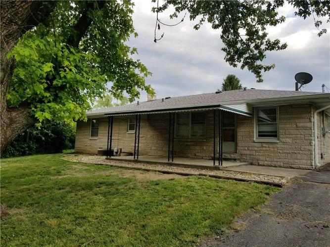 330 E Thompson Road Indianapolis, IN 46227 | MLS 21570979 | photo 1