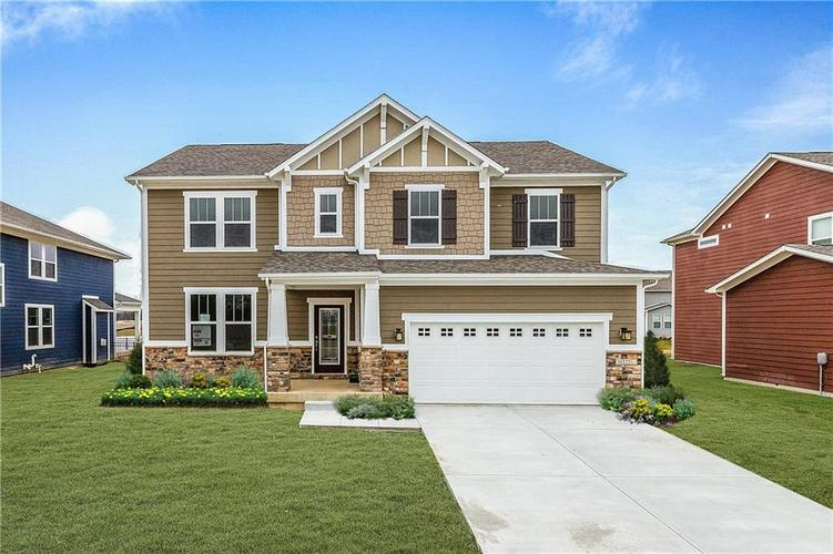 16525 Stableview Drive Fishers, IN 46040 | MLS 21572024 | photo 1