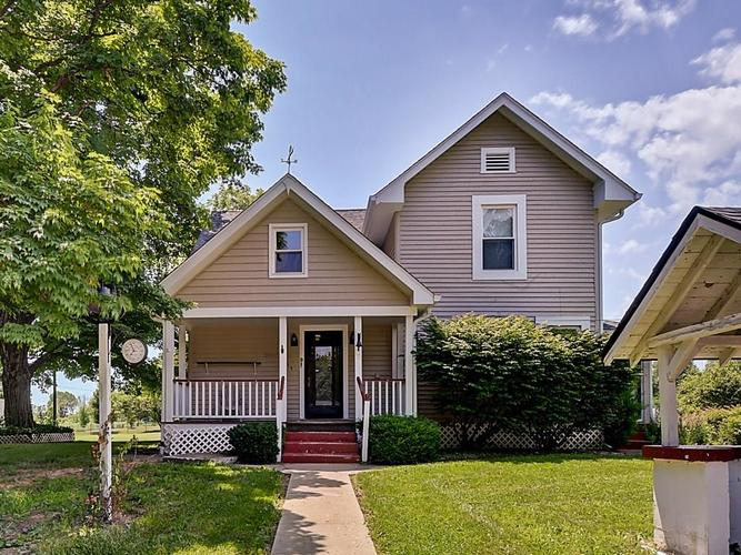1509 S Post Road Indianapolis, IN 46239 | MLS 21572493