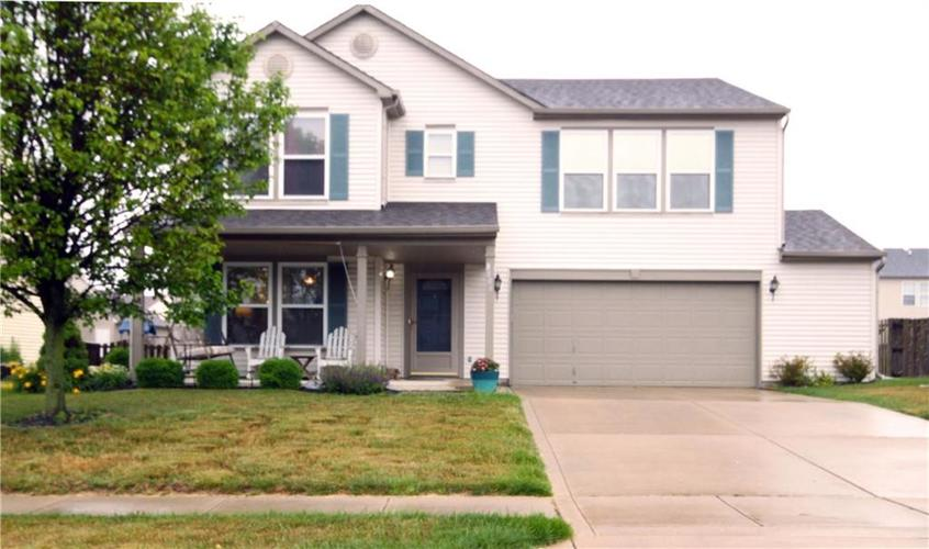 8806  BLOOMING GROVE Drive Camby, IN 46113 | MLS 21572831