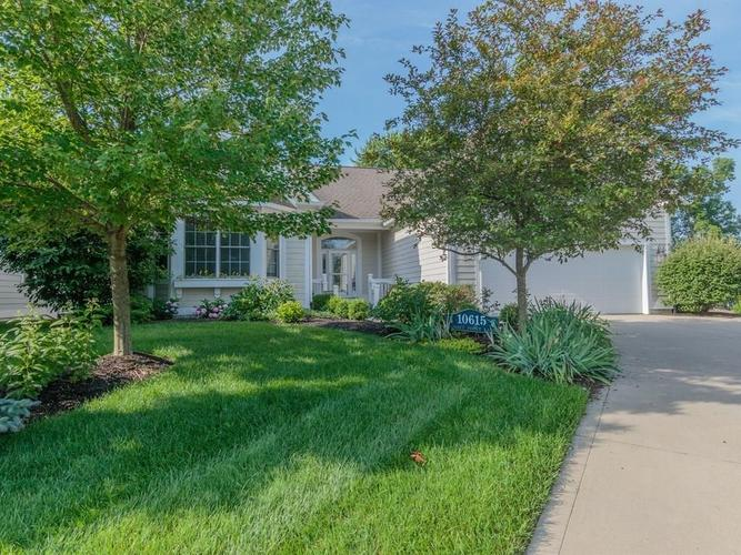 10615  Sunset Point Lane Fishers, IN 46037 | MLS 21573368