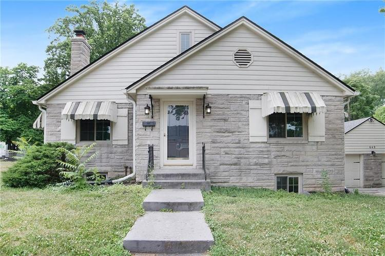 649 E 57TH Street Indianapolis, IN 46220 | MLS 21573637