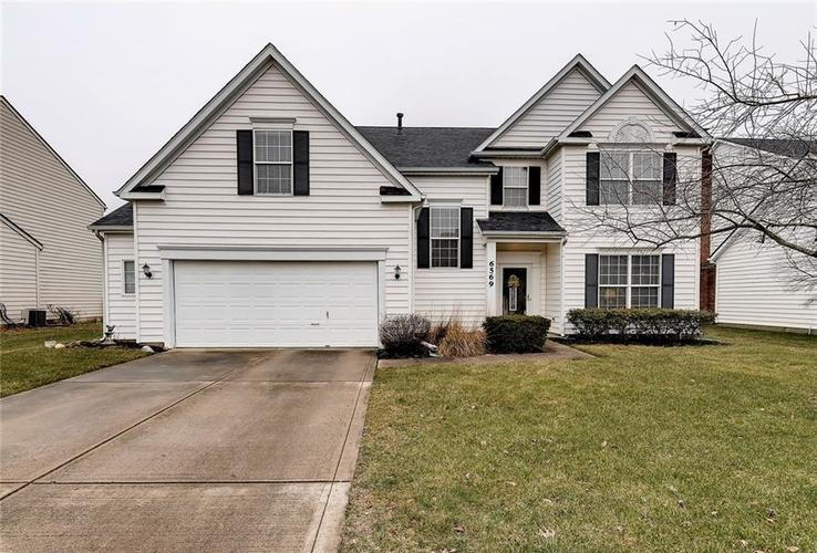 6569  Hunters Ridge Zionsville, IN 46077 | MLS 21574385