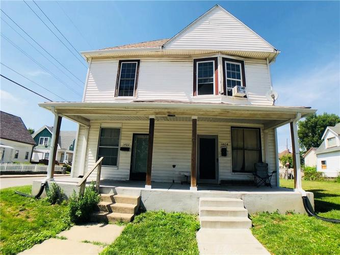 1402 E Marlowe Avenue Indianapolis, IN 46201 | MLS 21574393
