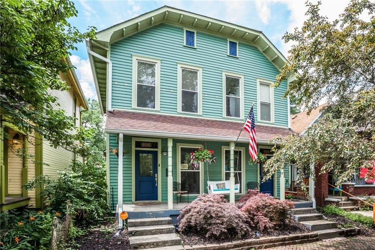 606 N Highland Avenue Indianapolis, IN 46202 | MLS 21574921