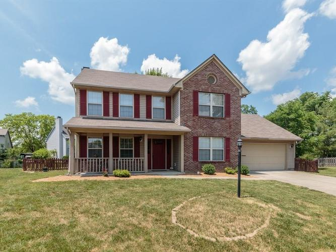 17918  Lucas Circle Westfield, IN 46074 | MLS 21575559