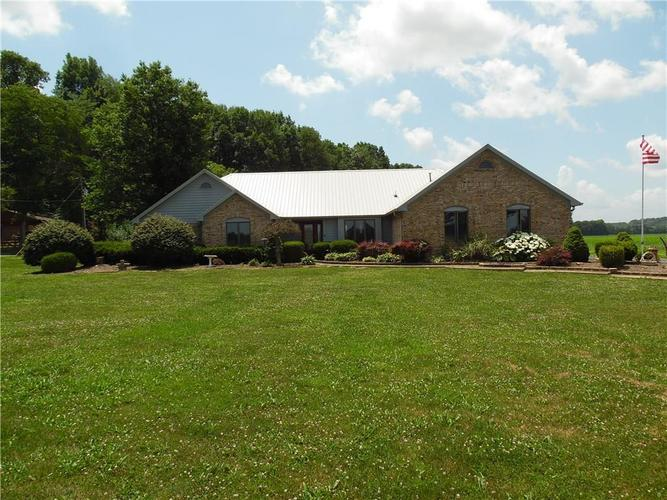 6221 W Olive Branch Road Greenwood, IN 46143   MLS 21575601