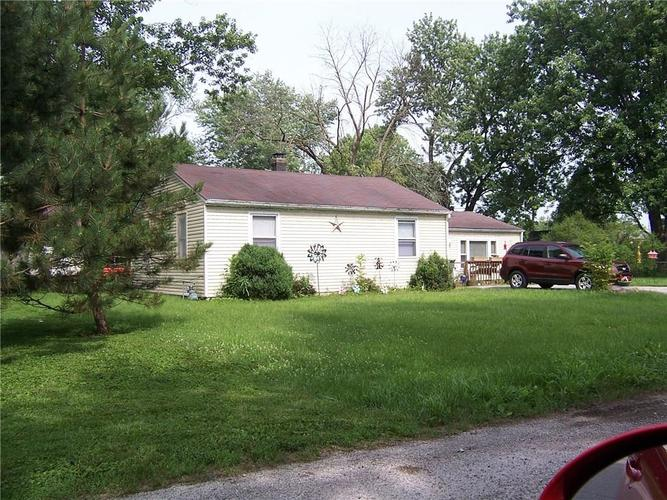1220 S Spencer Avenue Indianapolis, IN 46203 | MLS 21576718